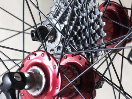 Chris King ISO Hubs