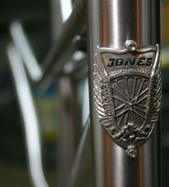 jeff jones silver headbadge
