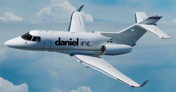 Daniel inc jet2